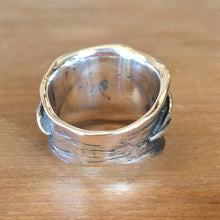 Journey Silver Ring