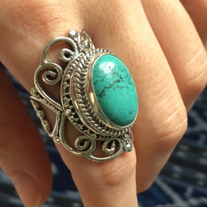 Royale Turquoise Ring