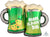 Anagram Mylar & Foil Happy St Paddy's Day Beer Mugs 32″ Balloon