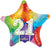 Convergram Mylar & Foil 21st Birthday Candles 18″ Balloon