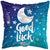 Convergram Mylar & Foil Good Luck Moon & Stars 18″ Balloon