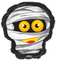 Mummy Head 18″ Balloon