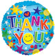 Thank You Colorful 18″ Balloon