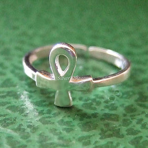 Ankh Midi or Toe Ring
