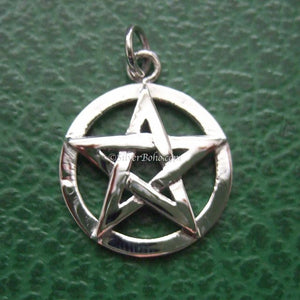 Pentagram Necklace 2
