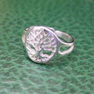 Tree of Life Midi or Toe Ring