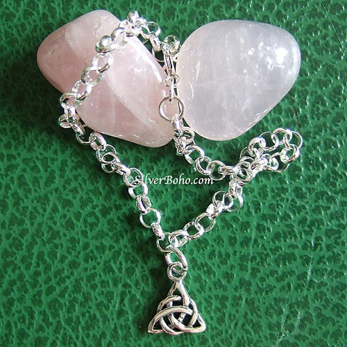 Triquetra Charm Bracelet **QUICK - ONLY 3 LEFT!**