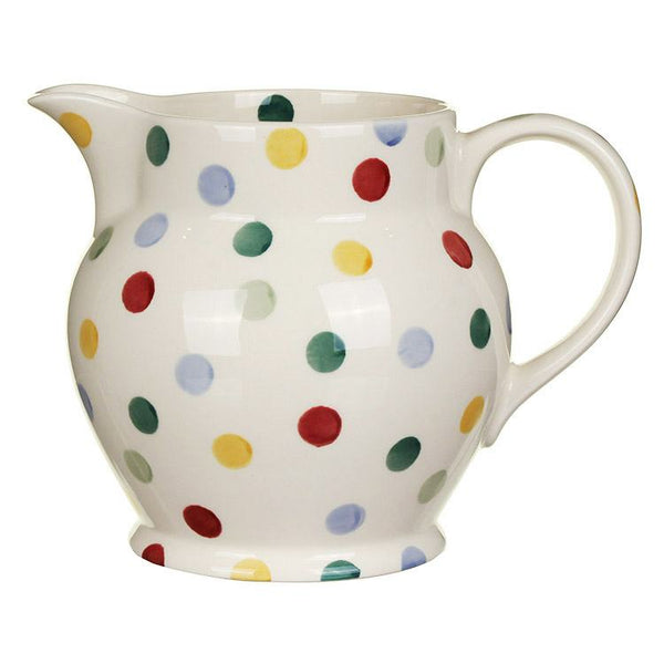 Polka Dot Three Pint Jug or Vase by Emma Bridgewater