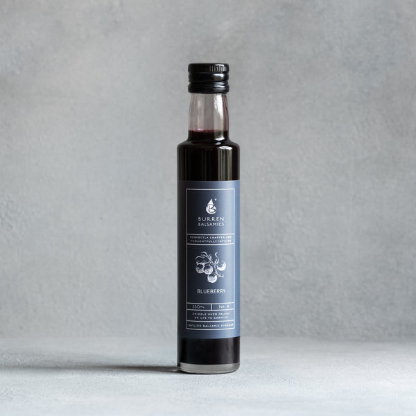 Burren Blueberry Infused Balsamic Vinegar - 250 ml