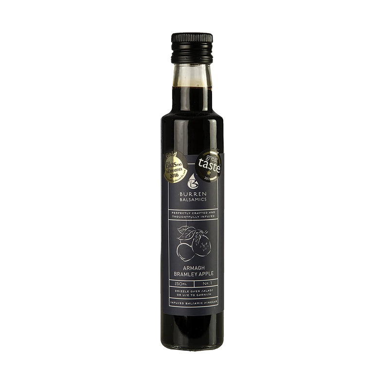 Burren Armagh Bramley Apple Infused Balsamic Vinegar - 250 ml