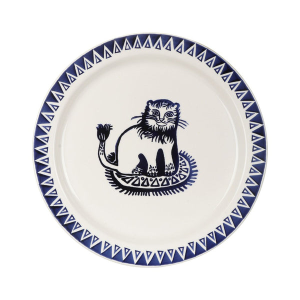 Mary Fedden Lions 8.5 inch Side Plate by Emma Bridgewater