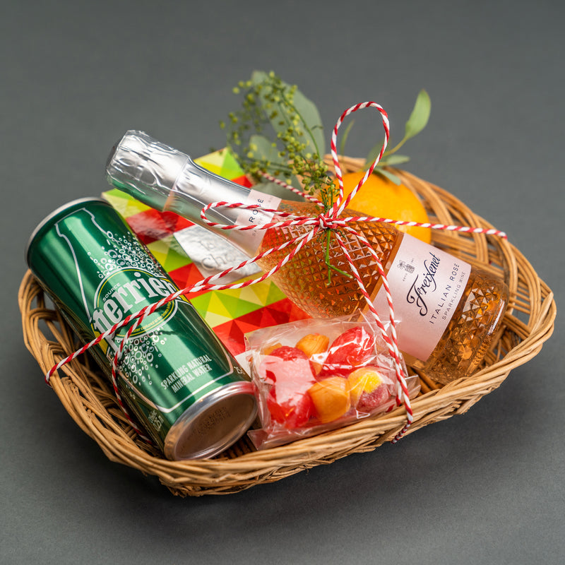 Party Starter Mini Hamper by Wee Toast Tours