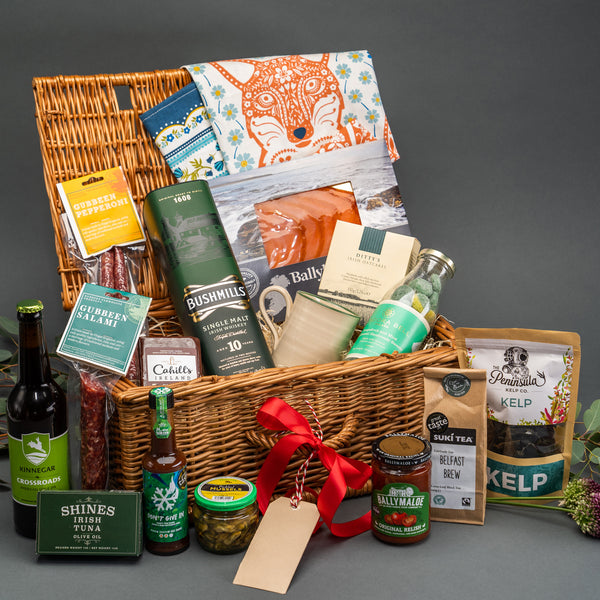 The Craic Hamper by Wee Toast Tours