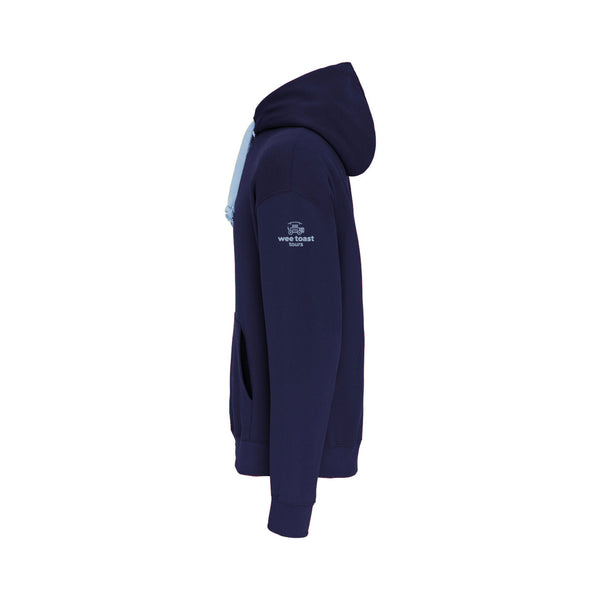 Heavyweight Soft Lined Hoodie Kangaroo Secret Phone Pocket