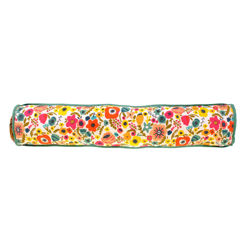 Twit Twoo Owl & Flowers Draught Excluder by Ulster Weavers