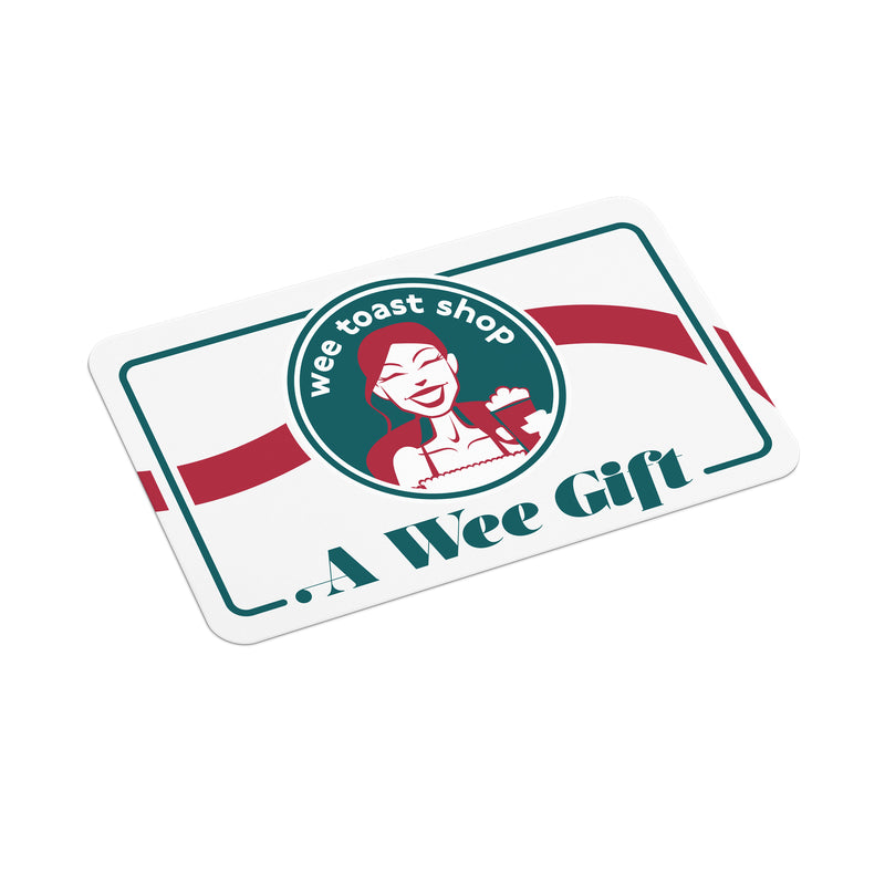 Wee Toast Shop Gift Card