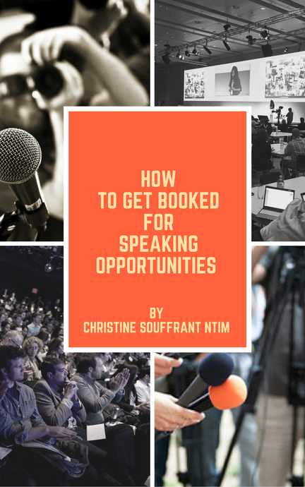 How To Get Booked For Speaking Opportunities