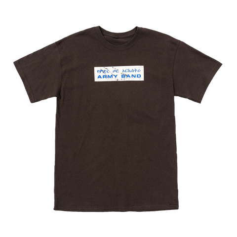 Women's Sound of the Police T-Shirt (Brown)