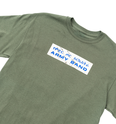 Women's Sound of the Police T-Shirt (Green)
