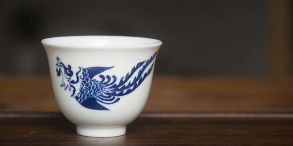 The Phoenix | Handmade Tea Cup