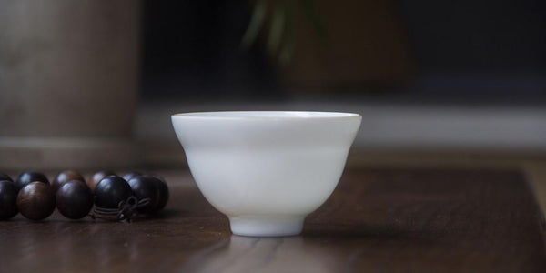 Good Fortune Cup | Handmade Tea Cup