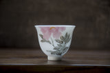 The Multicolored Flower | Handmade Tea Cup