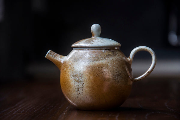 Wood Fired Tea Pot | Handmade Tea Pot