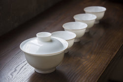 Best Wishes | Handmade Porcelain Tea Set
