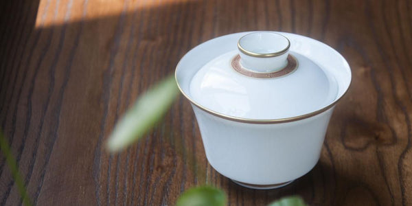 The Iron Red | Handmade Gaiwan