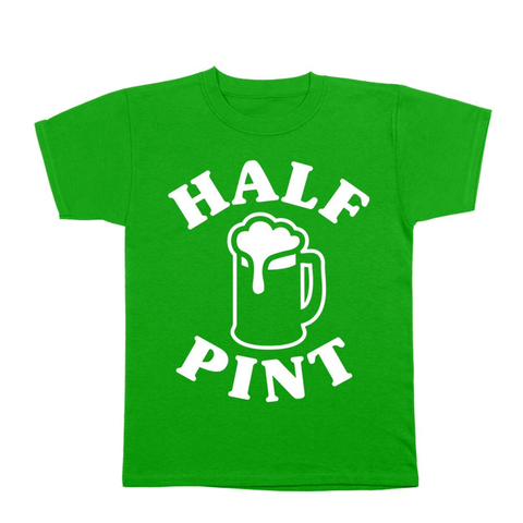 Irish Half Pint Toddler T-Shirt - Lucas Gadgets
