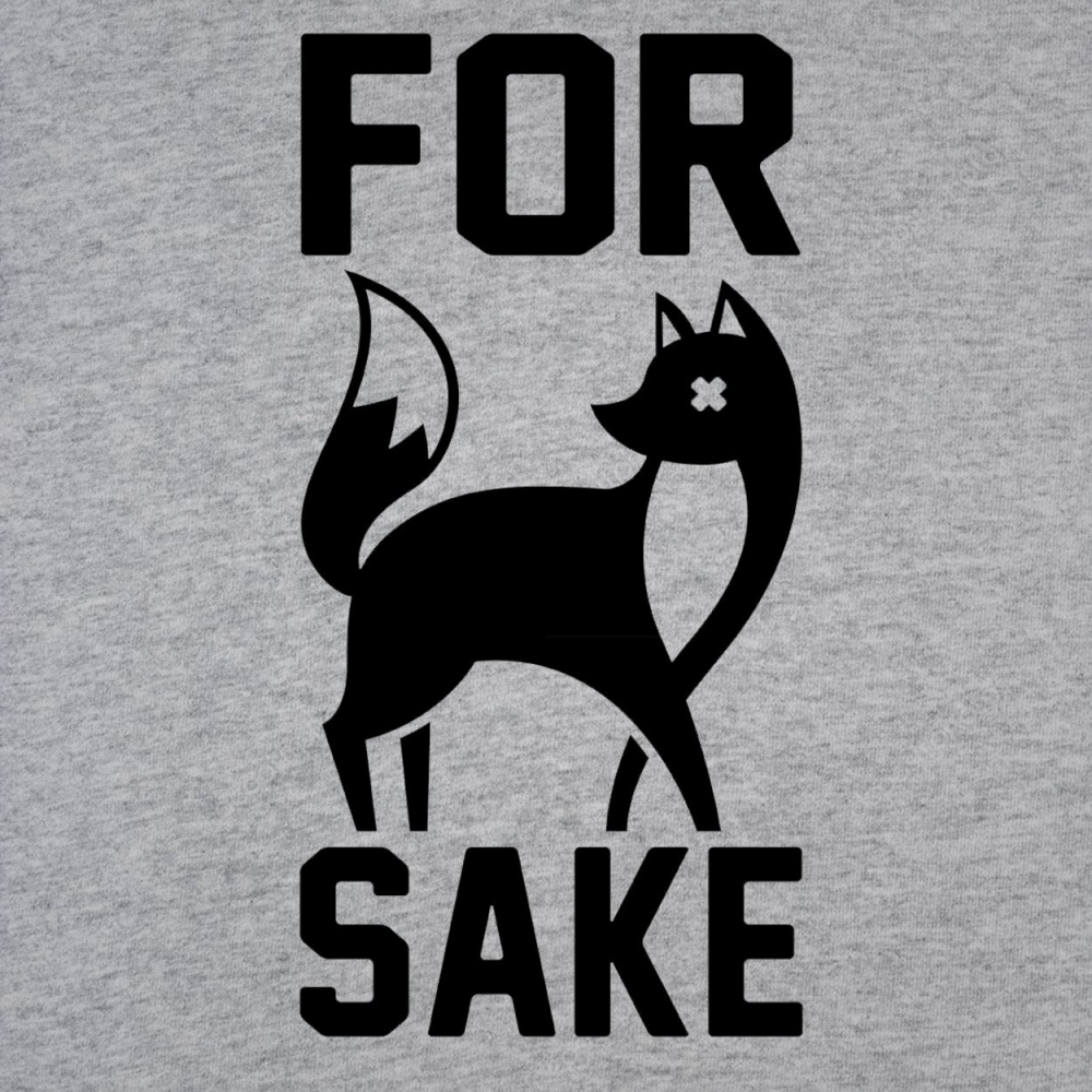 For Fox Sake Women's Relaxed Fit Tri-Blend T-Shirt - Lucas Gadgets