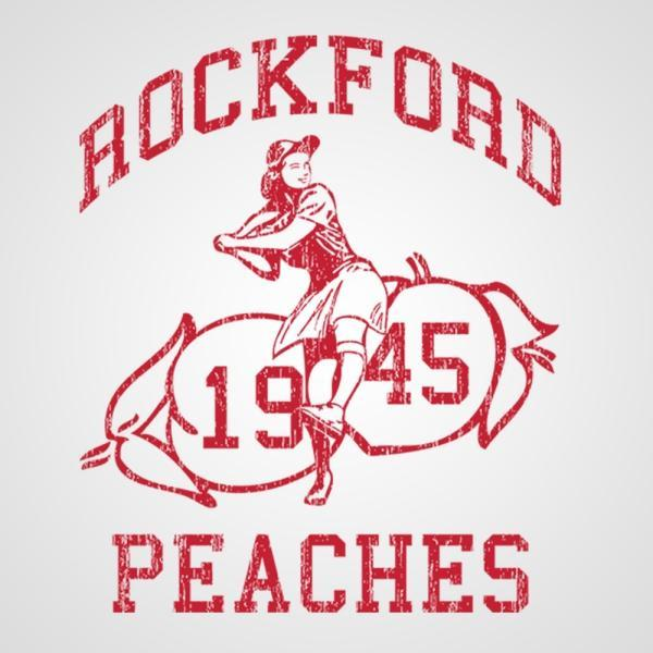 Rockford Peaches Men's T-Shirt