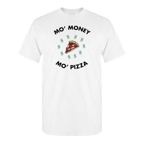 Mo' Money Mo' Pizza - Lucas Gadgets
