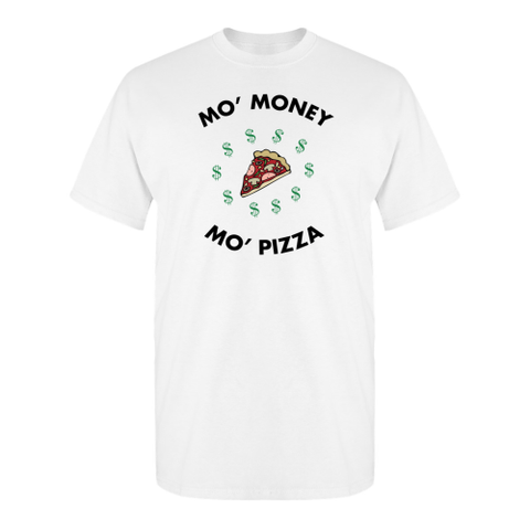 Image of Mo' Money Mo' Pizza - Lucas Gadgets