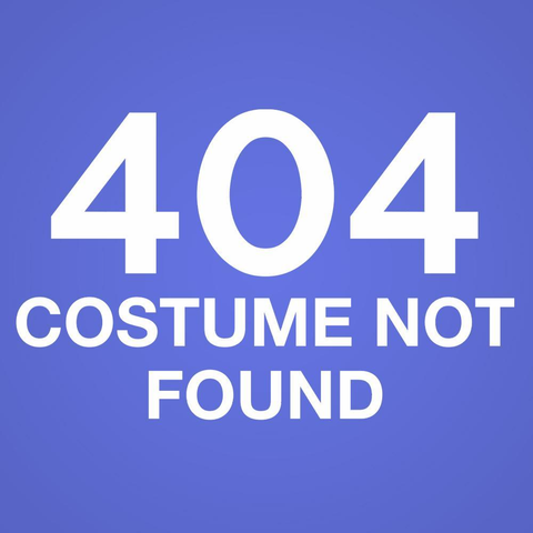 404 Costume Not Found - Lucas Gadgets