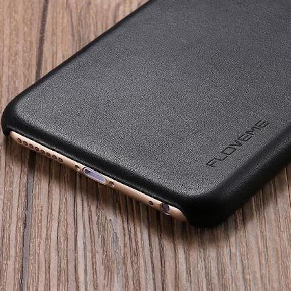 FLOVEME Leather Case For iPhone - Lucas Gadgets