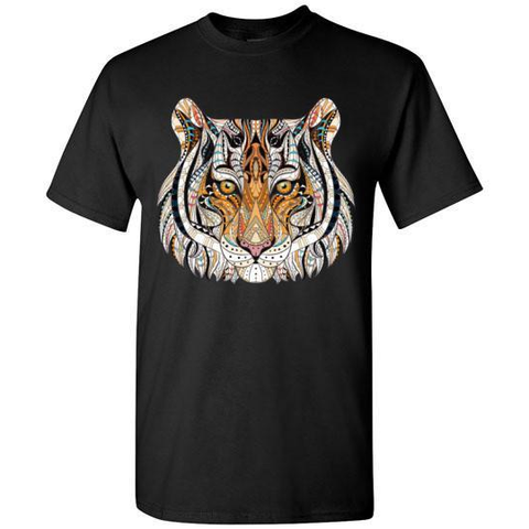 Tiger Mosaic T-Shirt