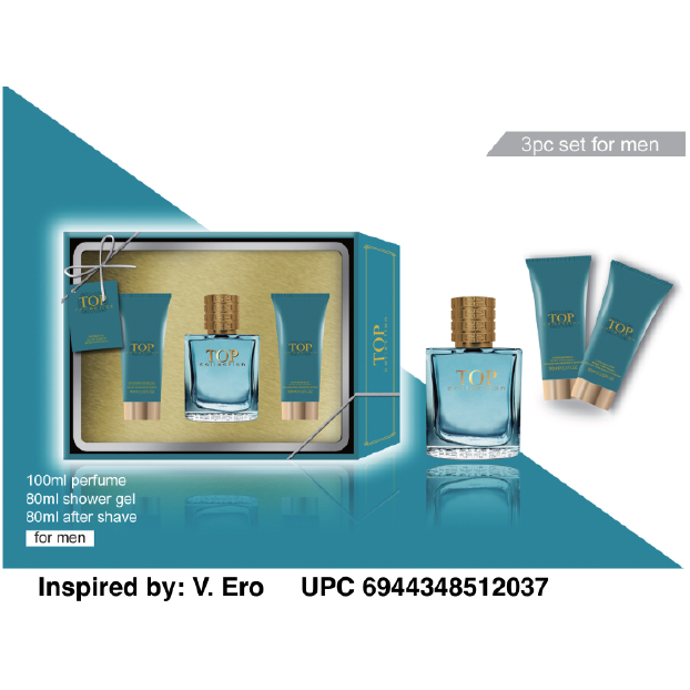 Men's Fragrance Gift Set - Lucas Gadgets