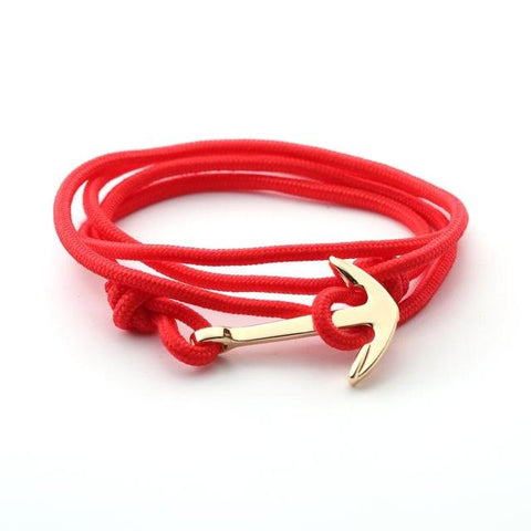 Cool Anchor Wrap Bracelet - Lucas Gadgets