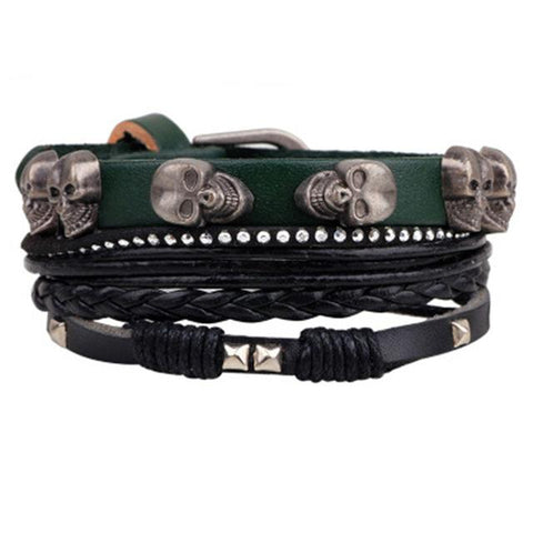 Image of Multilayer Bracelets In A Range Of Styles - Lucas Gadgets