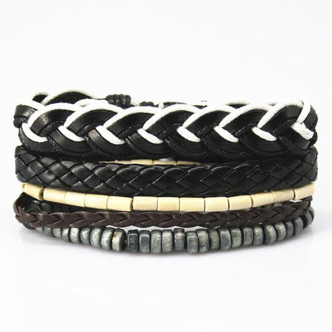 Multilayer Bracelets In A Range Of Styles - Lucas Gadgets