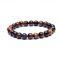 Natural Stone Beads Tiger Eye Buddha Lava Bracelets - Lucas Gadgets