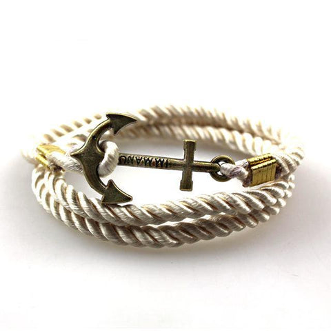Image of On Trend Anchor Bracelets - Lucas Gadgets