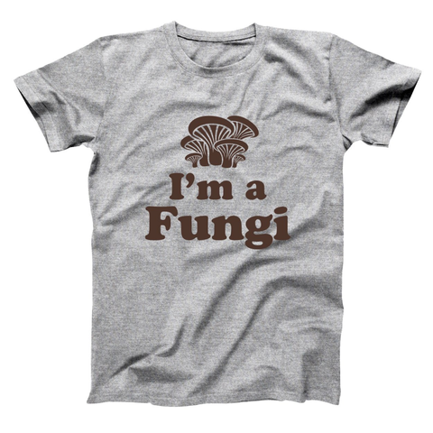Image of Im A Fungi Men's T-Shirt - Lucas Gadgets