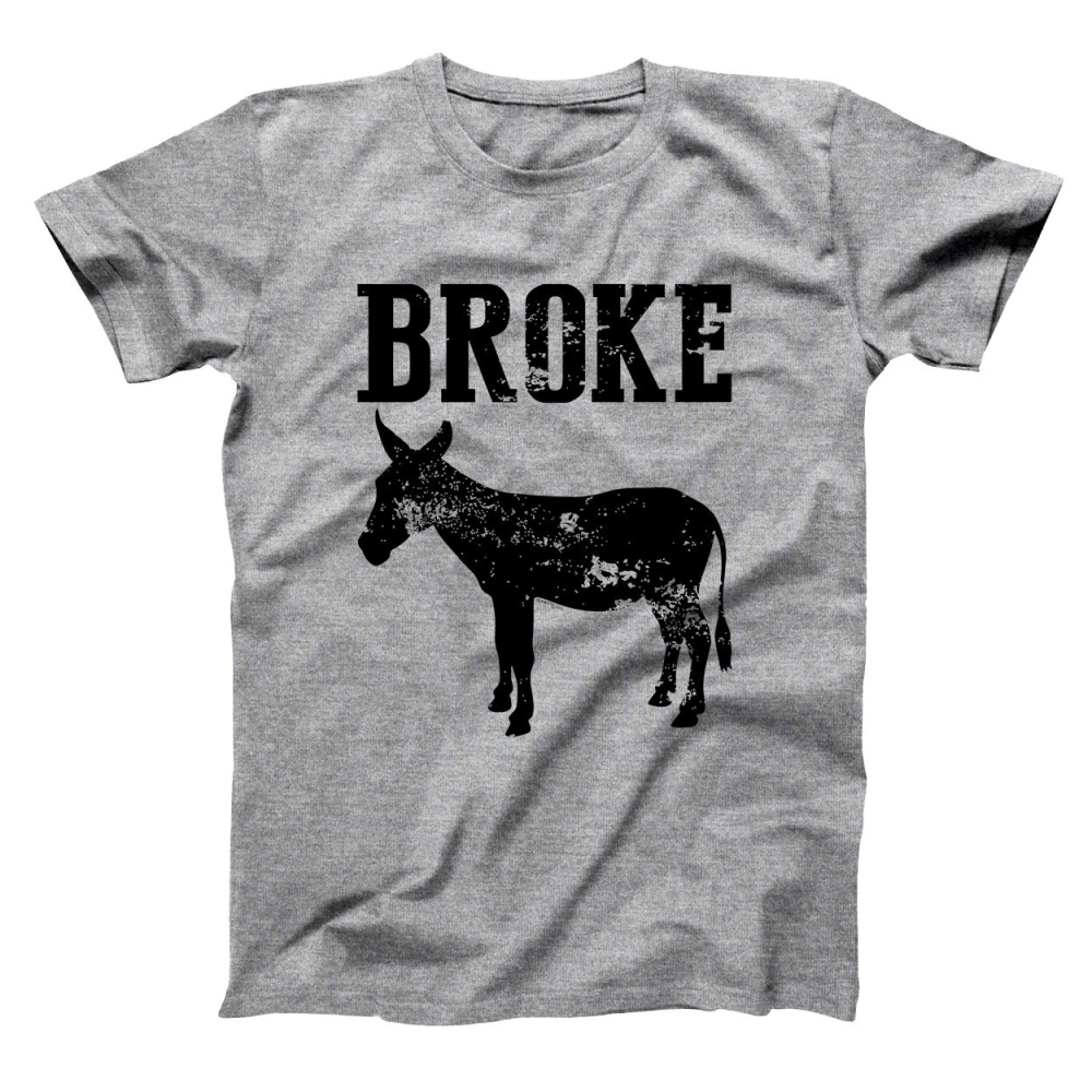 Broke Men's T-Shirt - Lucas Gadgets