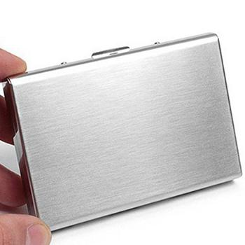 Stylish Briefcase Style Card Holder - Lucas Gadgets