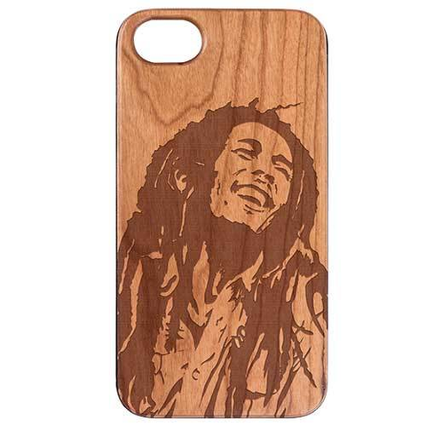 Image of Bob Marley Phone Case - Lucas Gadgets