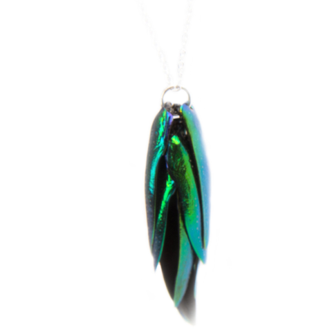 Image of Jewel Wing Necklace - Lucas Gadgets