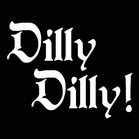 Image of Dilly Dilly Men's Tri-Blend T-Shirt - Lucas Gadgets