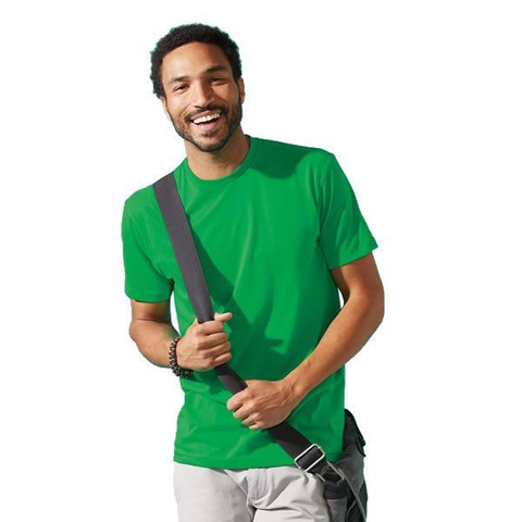 Image of Erin Go Braless Men's T-Shirt - Lucas Gadgets